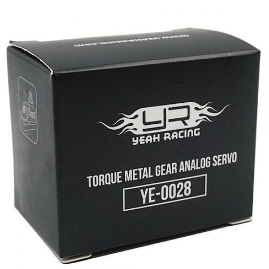 High-Torque Metal Gear Standard Servo For 1/10 RC Car 1/14 Tamiya Truck