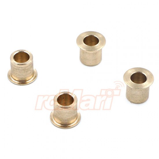 Brass Knuckle Bushings 4pcs For AXIAL SCX10 II Element Enduro