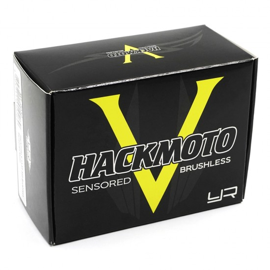 Hackmoto V 10.5T 540 Brushless Sensored Motor