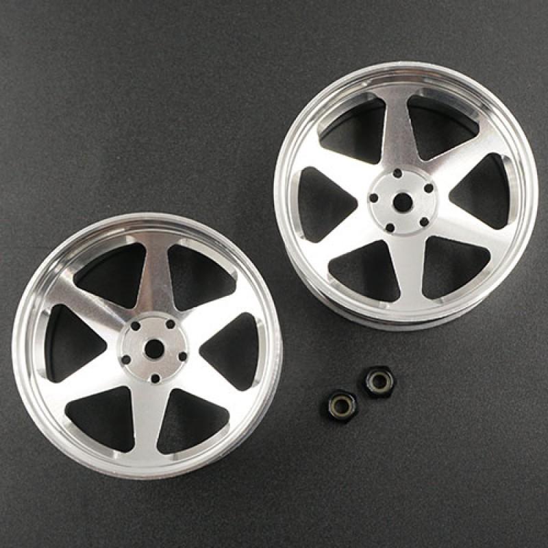 Spec D Plus Aluminum 7075 6 Spoke +8 Offset Drift Rim 2 pcs