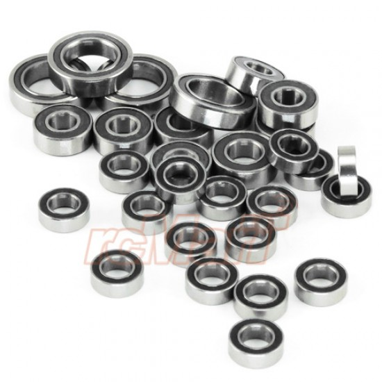 RC PTFE Bearing Set with Bearing Oil For Tamiya Egress