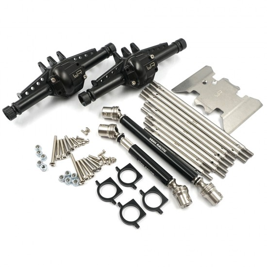 Chassis Upgrade Set For Axial SCX10 II AX90046