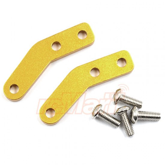 Aluminum Replacement TRX-4 Steering Mount Ver 2 For TRX4-031 Brass Knuckle