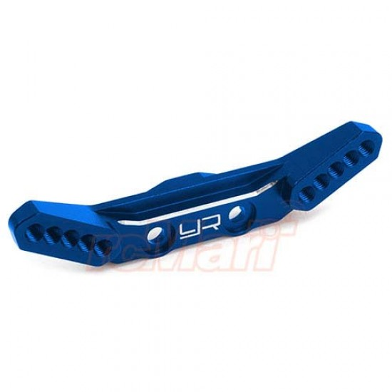 Aluminum Front Damper Stay Blue For Traxxas Ford GT 4 Tec 2.0
