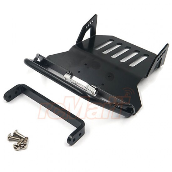 Front Metal Bumper For Traxxas TRX-4 TRX4-6