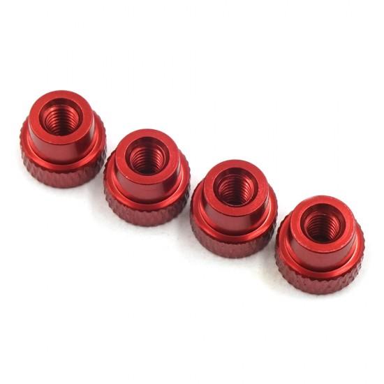 Car Setup System Lock Nut for YT-0140 Red