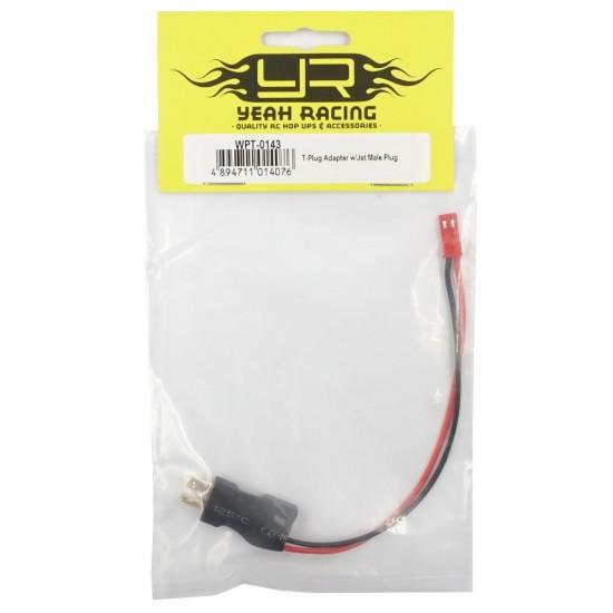 T-Plug Cable w/ External Jst Plug