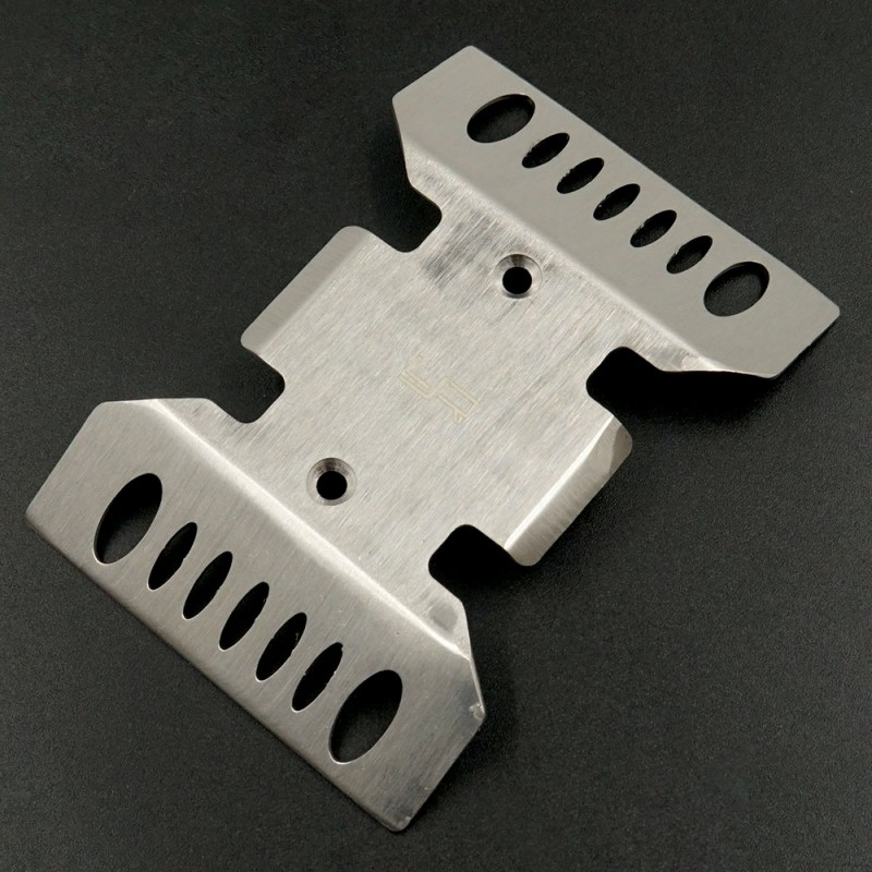Stainless Steel Skid Plate For Axial SCX10 III AXI03007