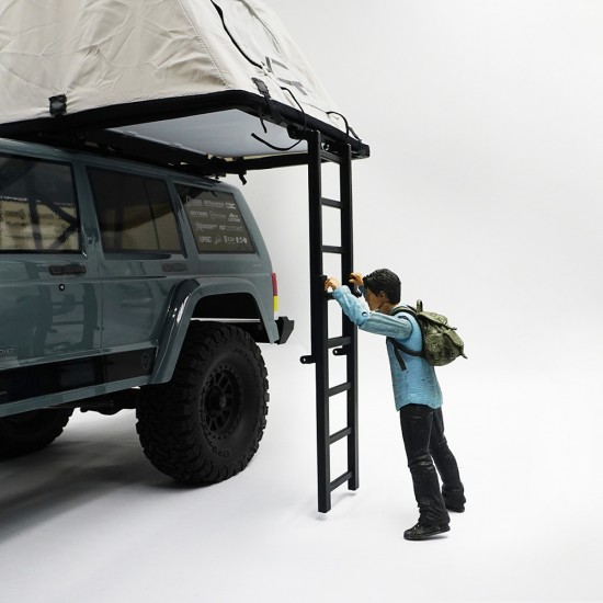 1/10 Scale Crawler Rooftop Tent