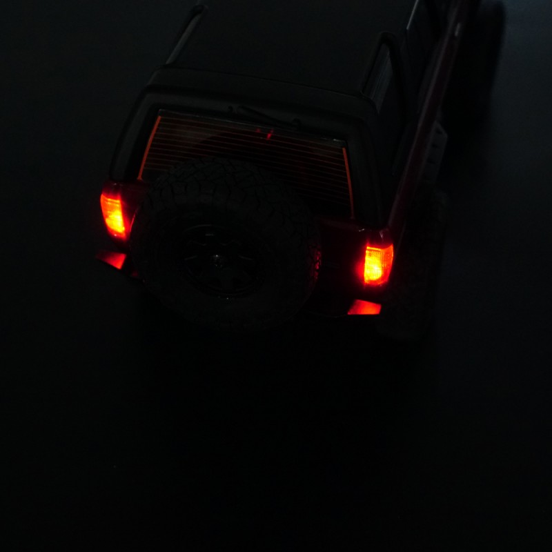 LED Light Kit For Kyosho Mini-Z 4x4 MX-01 Toyota 4 Runner Jeep / Mini-Z Sports