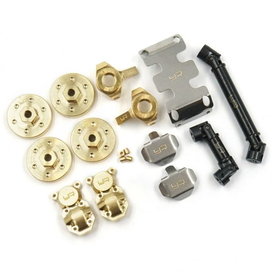 Metal Upgrade Parts Set For Axial SCX24