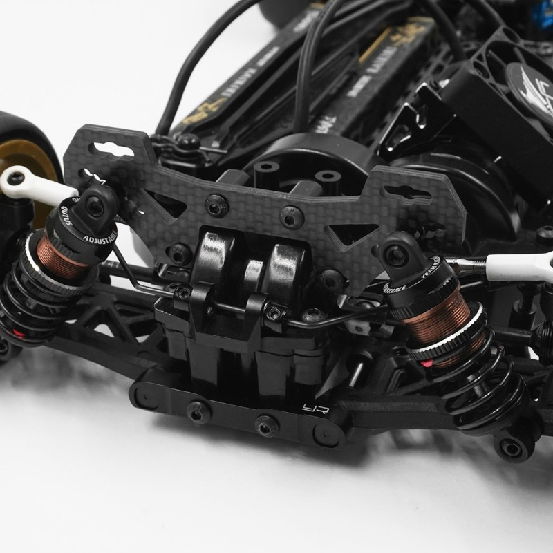 Competition Touring Car Upgrade Kit For Tamiya TT02