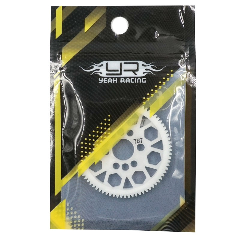 Competition Delrin Spur Gear 48P 78T For 1/10 On Road Touring Drift