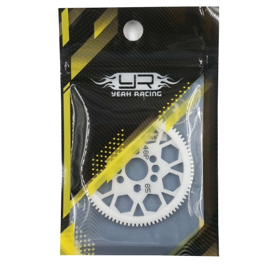 Competition Delrin Spur Gear 48P 85T For 1/10 On Road Touring Drift