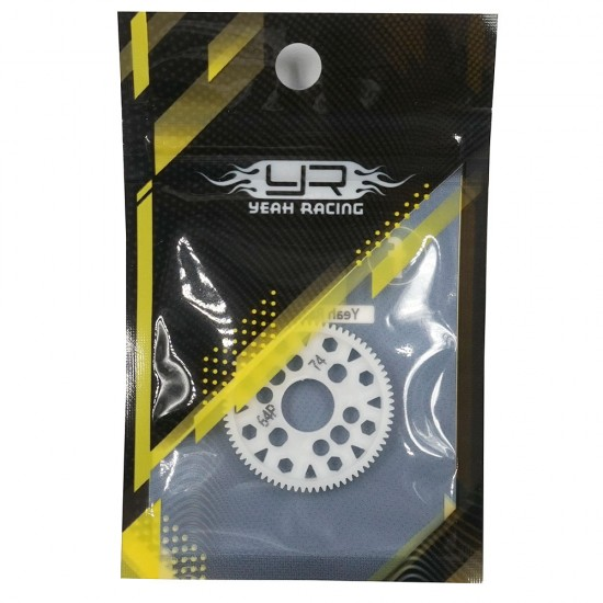 Competition Delrin Spur Gear 64P 74T For 1/10 On Road Touring Drift