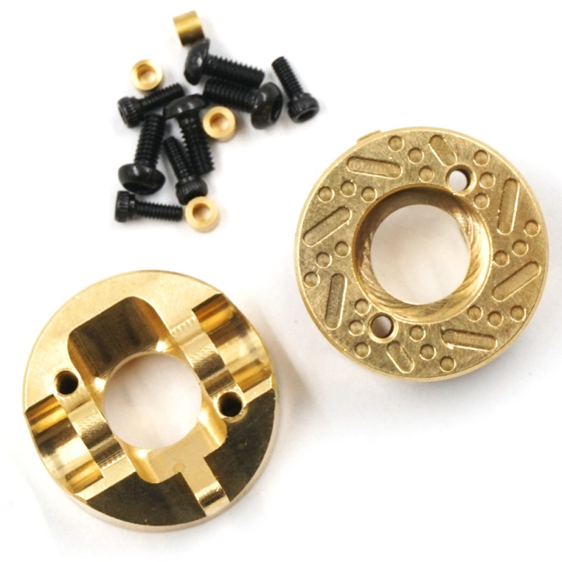 Brass Front Steering Knuckle 12g For Kyosho Mini-Z 4x4 MX-01