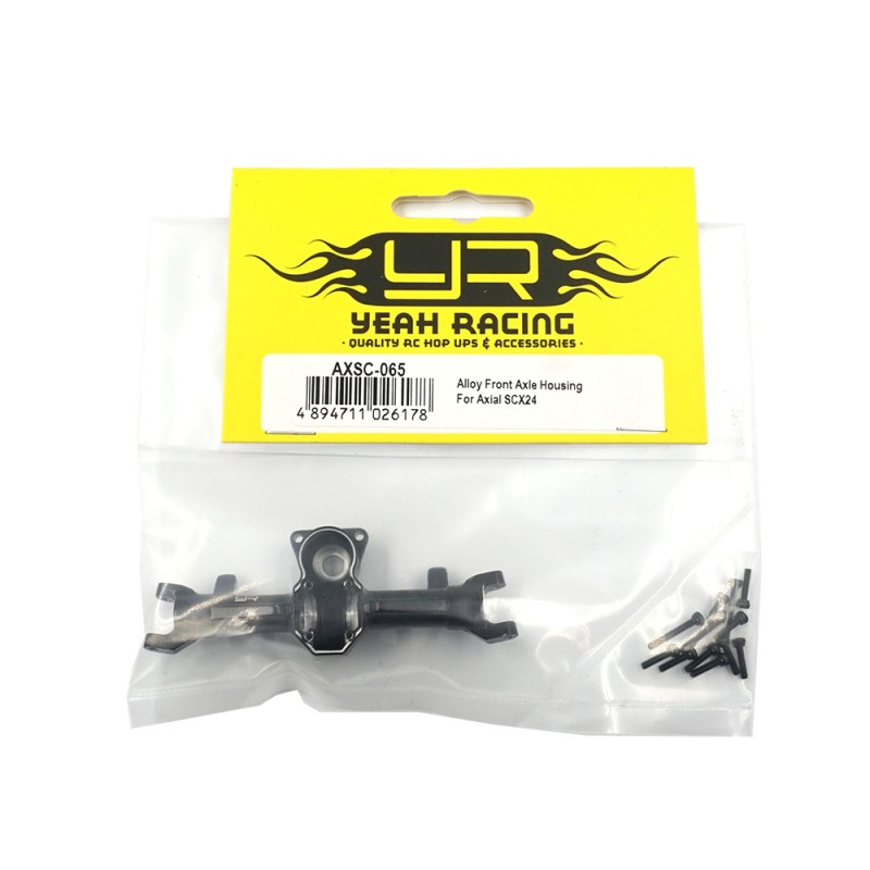Alloy Front Axle Housing For Axial SCX24