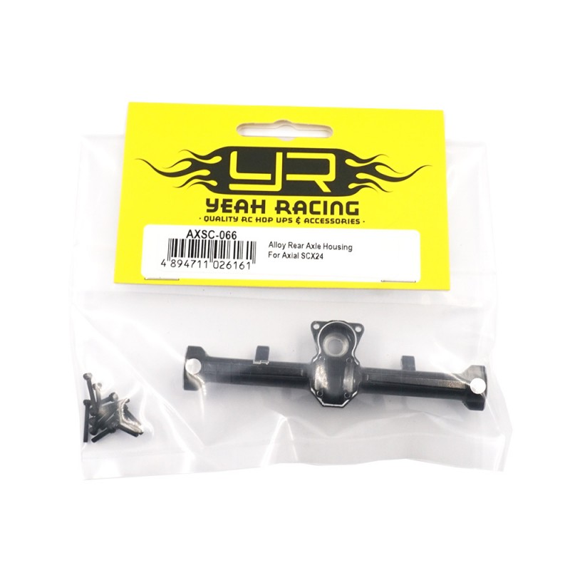 Alloy Rear Axle Housing For Axial SCX24