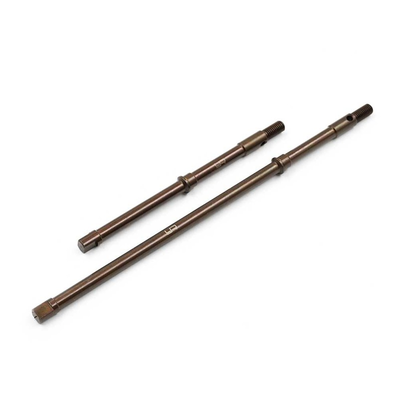 Spring Steel Rear Shaft For Axial RBX10 Ryft