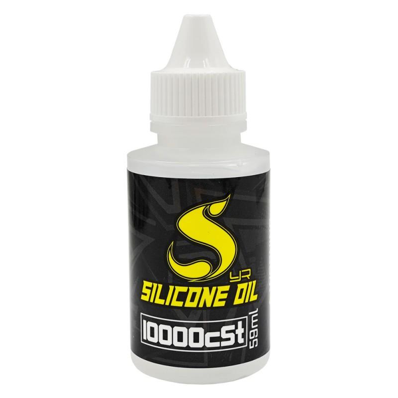 Fluid Silicone Oil 10000cSt 59ml