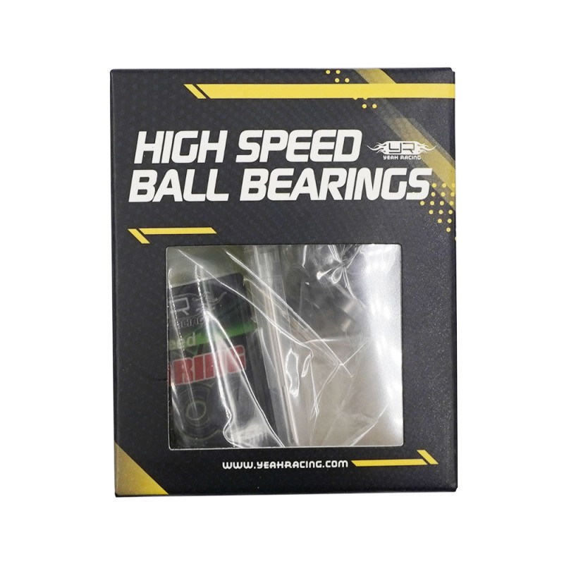RC PTFE Bearing Set with Bearing Oil For Axial SCX10 III