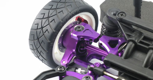 Yeah Racing Aluminum F/R Propeller Joint (PP) for HPI E10