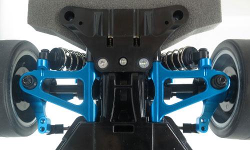Yeah Racing Aluminum Front Lower Arm Set For Tamiya TT02 #TT02-001