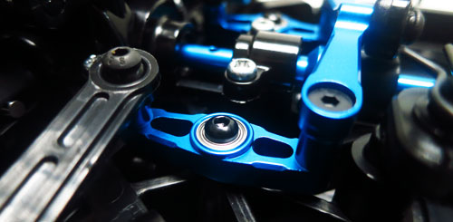 Yeah Racing Aluminum Ball Bearing Steering Set For Tamiya TT02 #TT02-042
