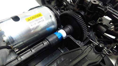 Yeah Racing Aluminum Main Drive Shaft Joint For Tamiya TT02 #TT02-016