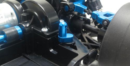 Yeah Racing Aluminum Battery Post For Tamiya TT02 #TT02-021