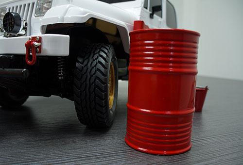 Yeah Racing 1/10 RC Rock Crawler Accessory Big Oil Tank #YA-0353