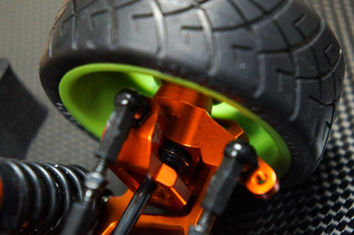 *Yeah Racing Aluminum Front Knuckle Arm For HPI Sprint 2
