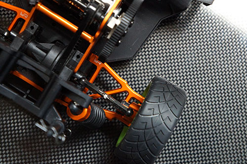 **Yeah Racing Aluminum Rear Lower Arm Set For HPI Sprint 2