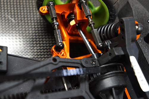 *Yeah Racing Aluminum Front Lower Arm Set For HPI Sprint 2