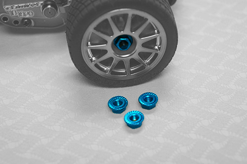 Yeah Racing Drivetrain And Steering Upgrade Kit For Tamiya M05 M06 #TAMC-S02
