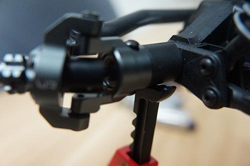 *Yeah Racing Aluminum Heavy Duty Upgrade Combo Set S01 For Axial Wraith #AXWR-S01