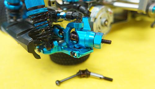 Yeah Racing ESC Drive Shaft Set Spring Steel For Tamiya M05 #TAMC-016