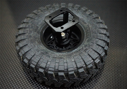 Steel Spare Tire Carrier