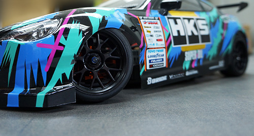 Yeah Racing Spec T MS Wheel Offset 3