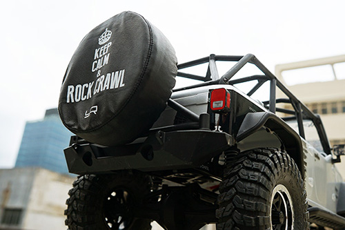 Yeah Racing 1/10 Tire Cover For 1.9 Crawler Wheels