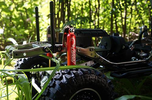 Yeah Racing 90mm Desert Lizard Two Stage Internal Spring Damper Pair