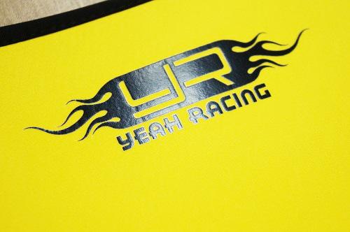 Yeah Racing RC Pit Mat Yellow 62cm X 42cm #YA-0521