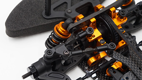 Yeah Racing Camberlink Stiffener Set For Xray T4 #XR-T4-025