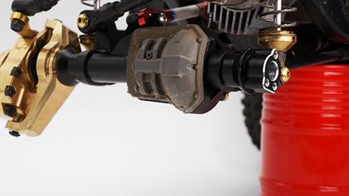 Yeah Racing Full Metal Axle Housing Upgrade Set For Traxxas TRX-4 #TRX4-S02