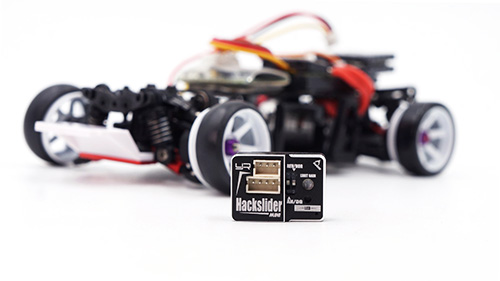 Yeah Racing Hackslider Mini Gyro For RC Drifting Mini-Z and 1/10 Competition Drifting #YE-0025