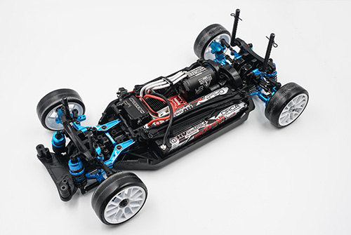 Yeah Racing RWD Drift Performance Conversion Kit for Tamiya TT-02 #TATT-S03BU