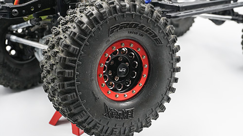 Yeah Racing Brass Wheel Hubs 2pcs For Vanquish SSD YR 1.9 Wheels #WA-039