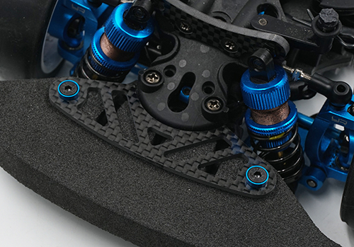 Carbon Bumper Plate for Tamiya M07