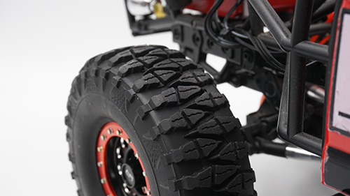 Yeah Racing Claws 1.9 inch Soft Compound Crawler Tire w/ Foam #WL-0136