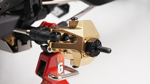Yeah Racing Brass Hop Up Axial SCX10 II